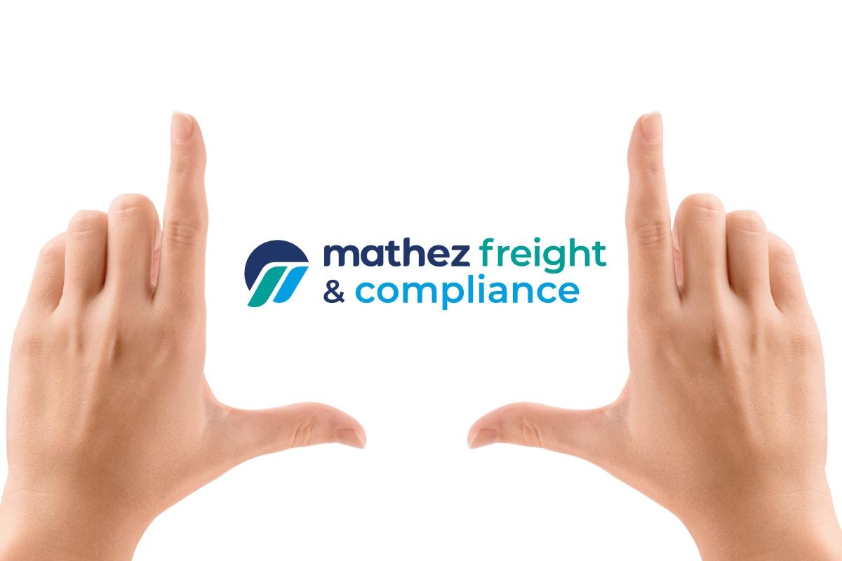 Nouvelles marques MATHEZ FREIGHT & COMPLIANCE