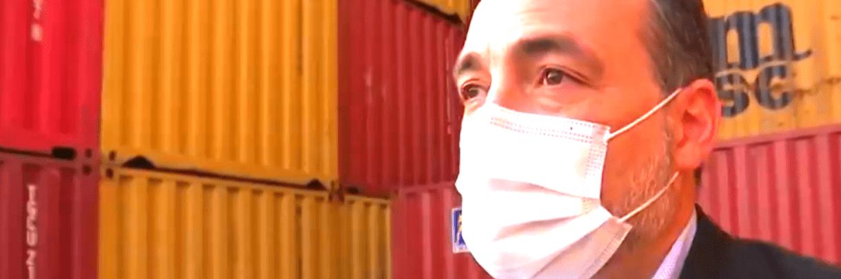 Frédéric Mercier sur France 3