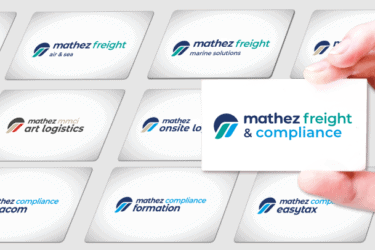 MATHEZ FREIGHT & COMPLIANCE – new identity