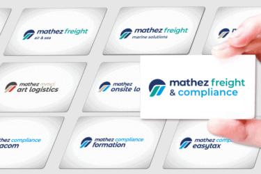 MATHEZ FREIGHT & COMPLIANCE – nouvelle identité