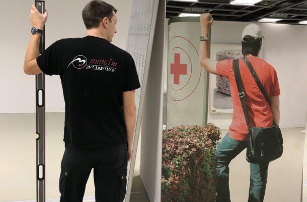 Exposition Croix-Rouge de Monaco 2018
