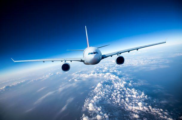 Transport par voie aérienne