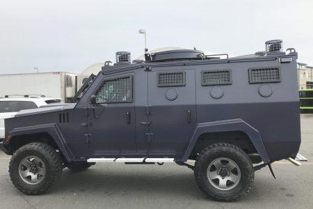 Transport international de véhicules - Landcruiser