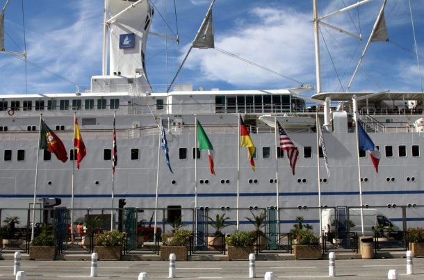 Escale du Club Med II , Port de Nice