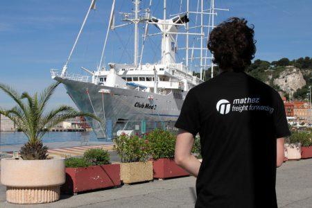 Club Med II, port de Nice