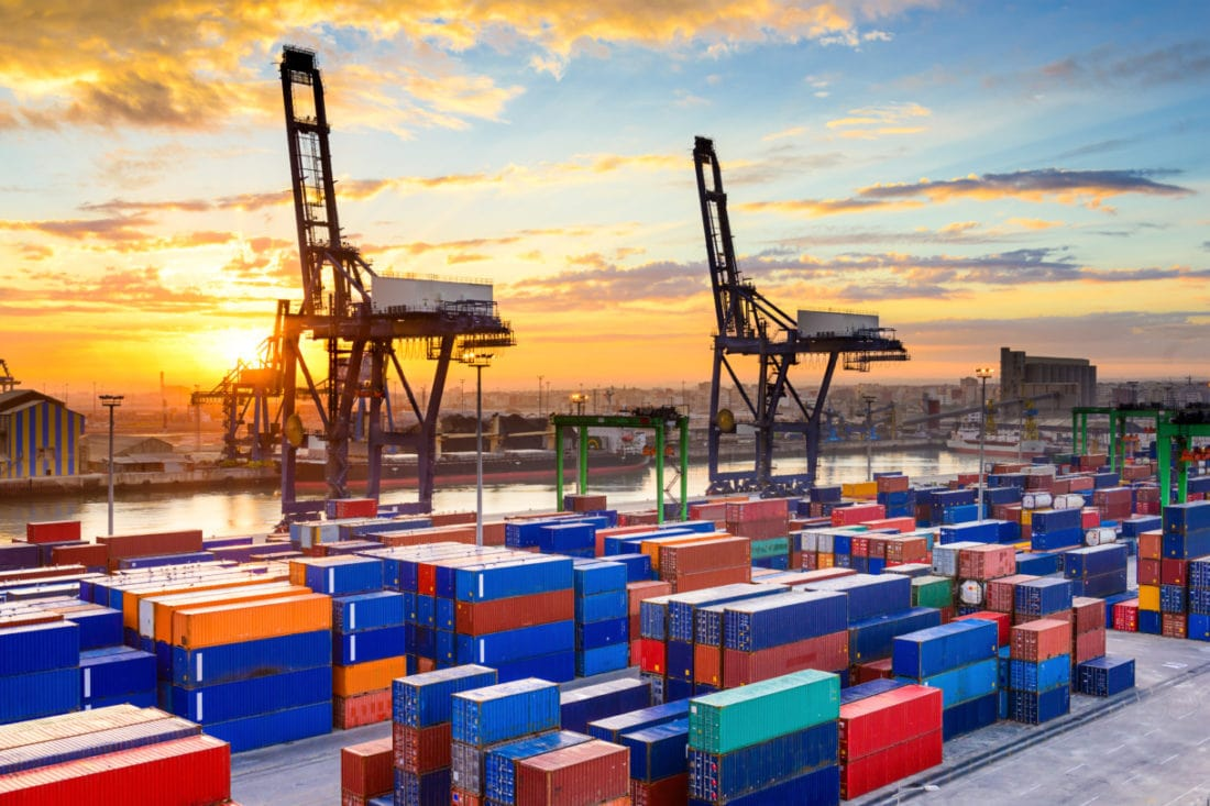 demurrage & detention costs on sea freight containers
