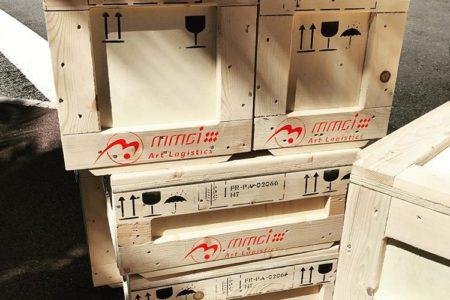 Fabrication de caisses sur mesure