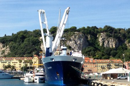 Deo Volente, port of Nice
