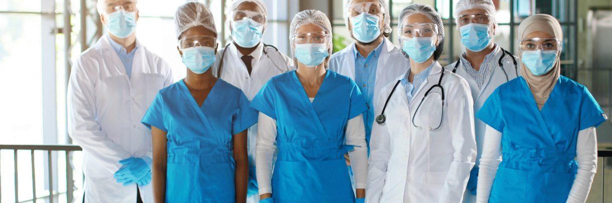 Importing PPE, screens, visors, masks, gowns, gloves, hand sanitiser