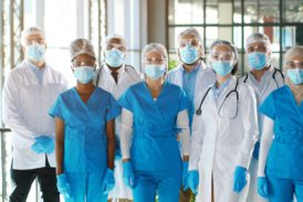 Importing PPE, screens, visors, masks, gowns, gloves, hand sanitiser