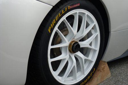 Transport international de véhicules de luxe - Ferrari