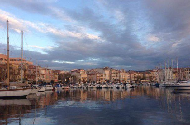 Port de pêche de La Ciotat