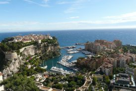 View of Monaco