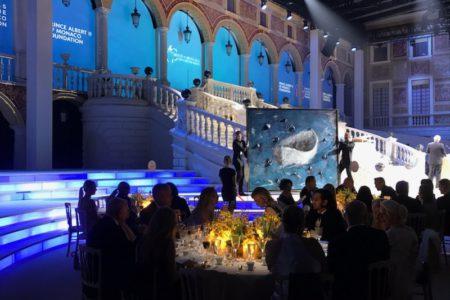 Monte Carlo Gala de la Fondation Prince Albert II de Monaco (2021)