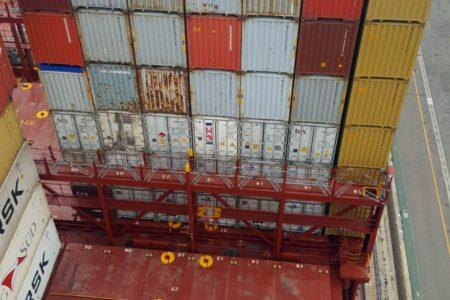 Port de Fos Marseille