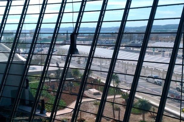 Aéroport Nice Côte d'Azur - Terminal 2