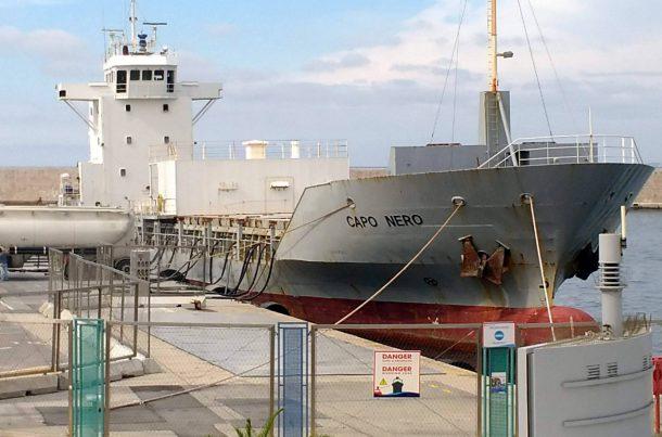 Capo Nero, Port de Nice