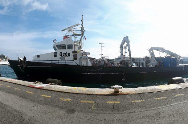 Ocea, port de Nice