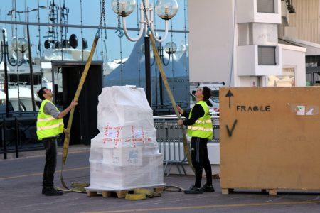 TFWA 2018 - logistique