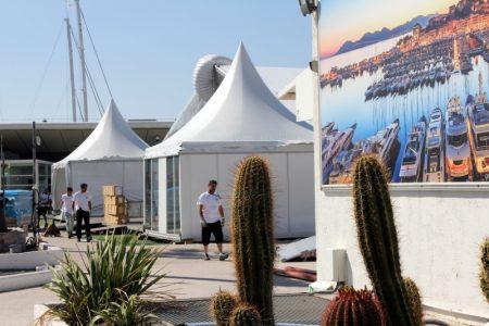 MATHEZ ONSITE LOGISTICS prestataire du TFWA à Cannes
