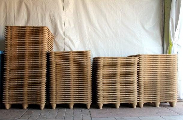 Stockage sécurisé - MATHEZ ONSITE LOGISTICS au TFWA