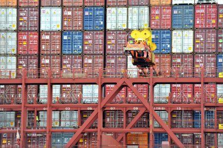 Port de Marseille Fos, terminal conteneur