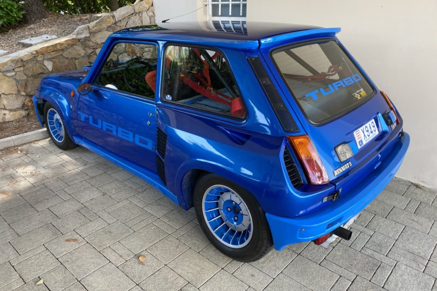 Renault 5 turbo 1 de 1981