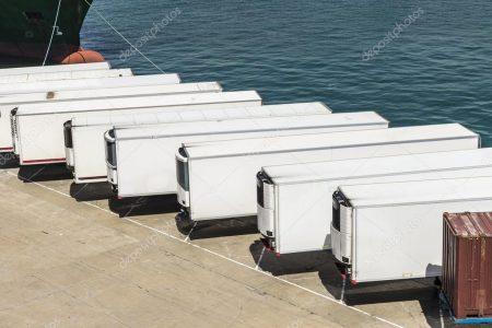 Containers réfrigérés