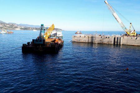 Zone de chantier Monaco