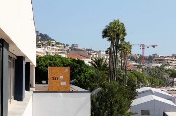 TFWA 2018 à Cannes: manipulation de stands