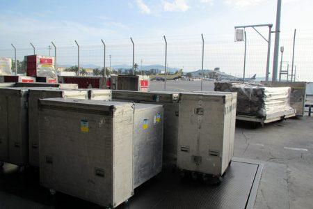 Transport aérien TLV Orchestra aéroport de Nice