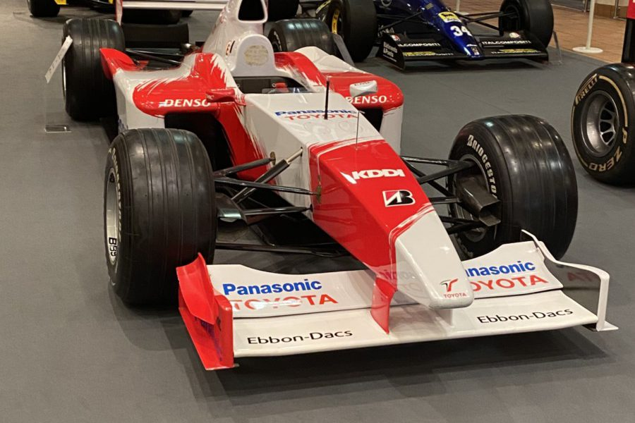 Toyota F1, Salon monégasque
