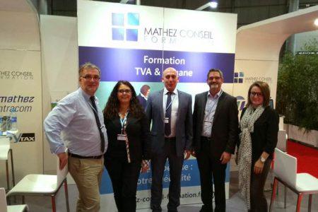 Les experts TVA au CROEC Lyon 2018