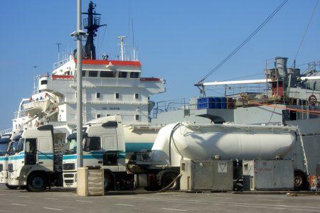 Vicat, port de Nice