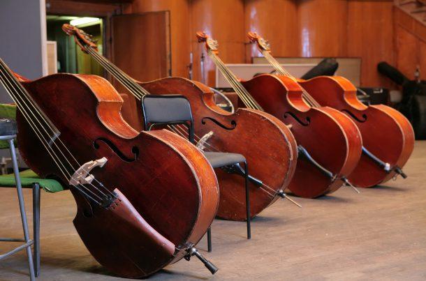 Transport d'instruments de musique