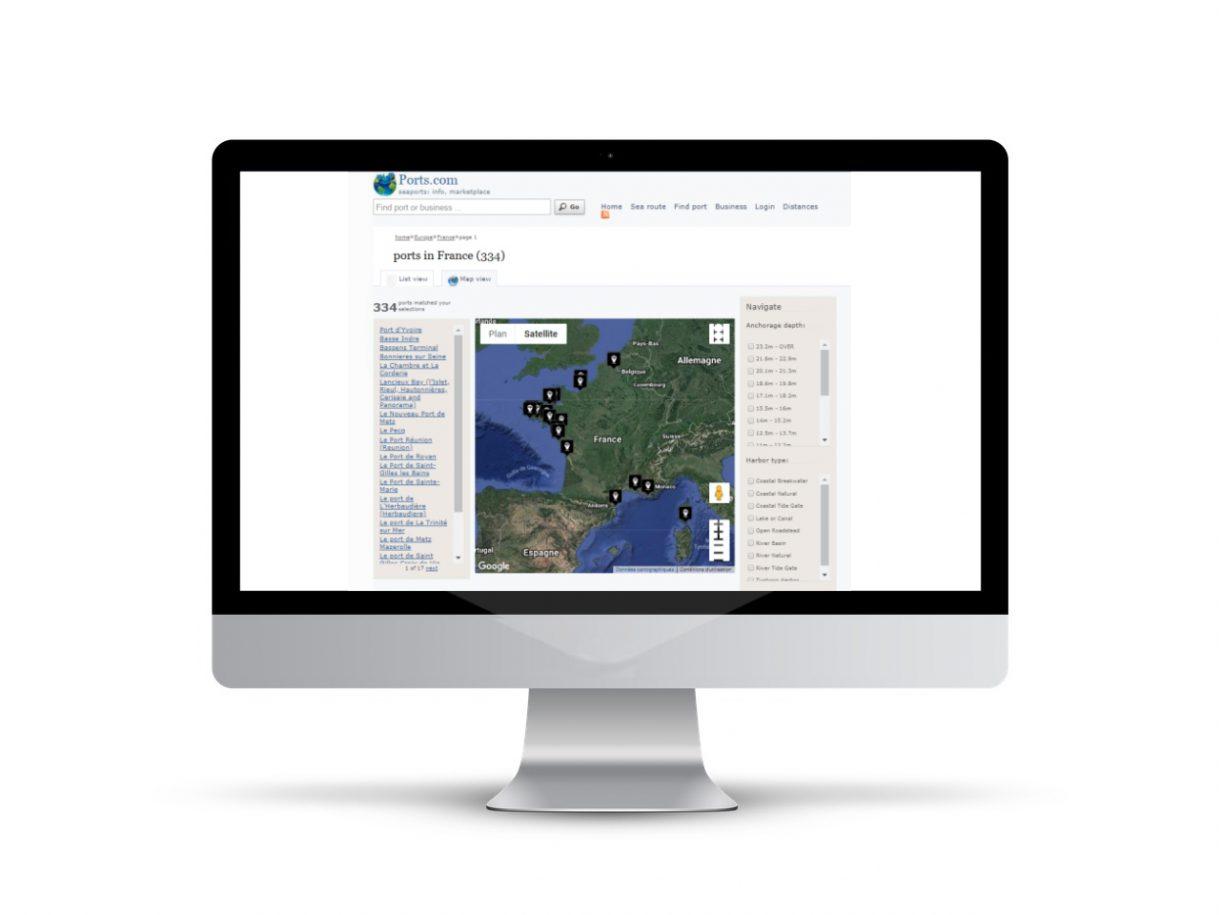 Ports.com France